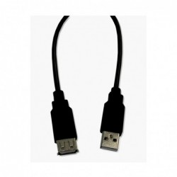 USB 2.0 male to a female...