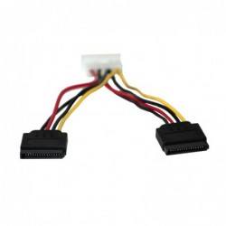 SATA splitter power cable