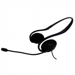 Light stereo headset with...